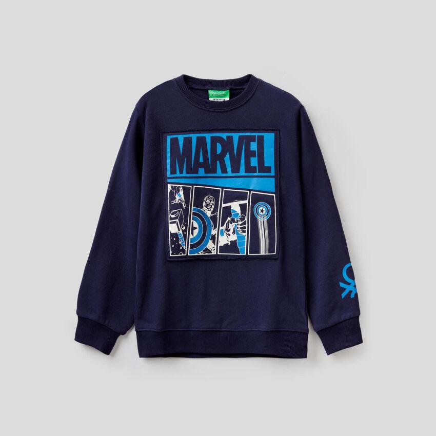 Marvel sweatshirt in 100% cotton