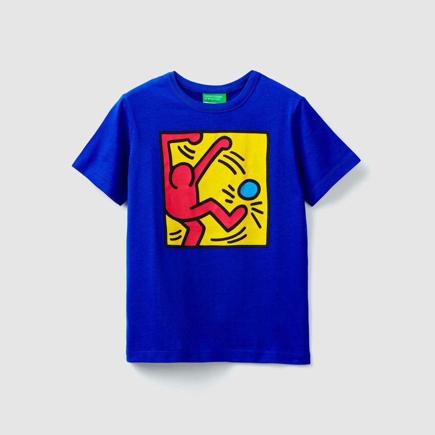 """Keith Haring"" unisex t-shirt"
