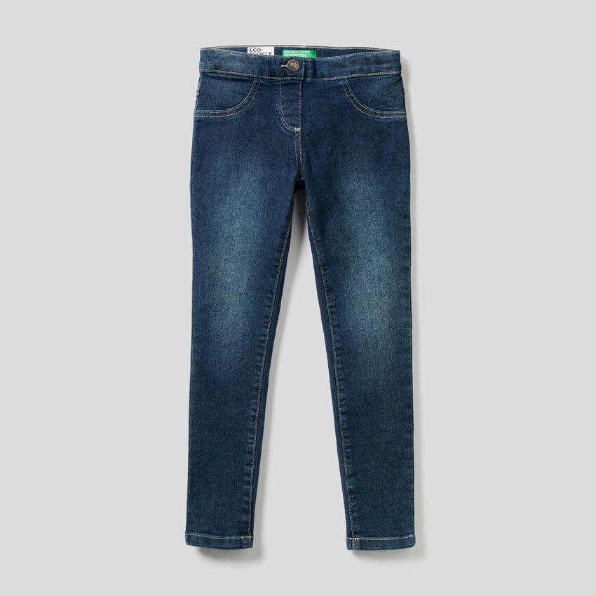 """""""Eco-Recycle"""" denim jeans"""