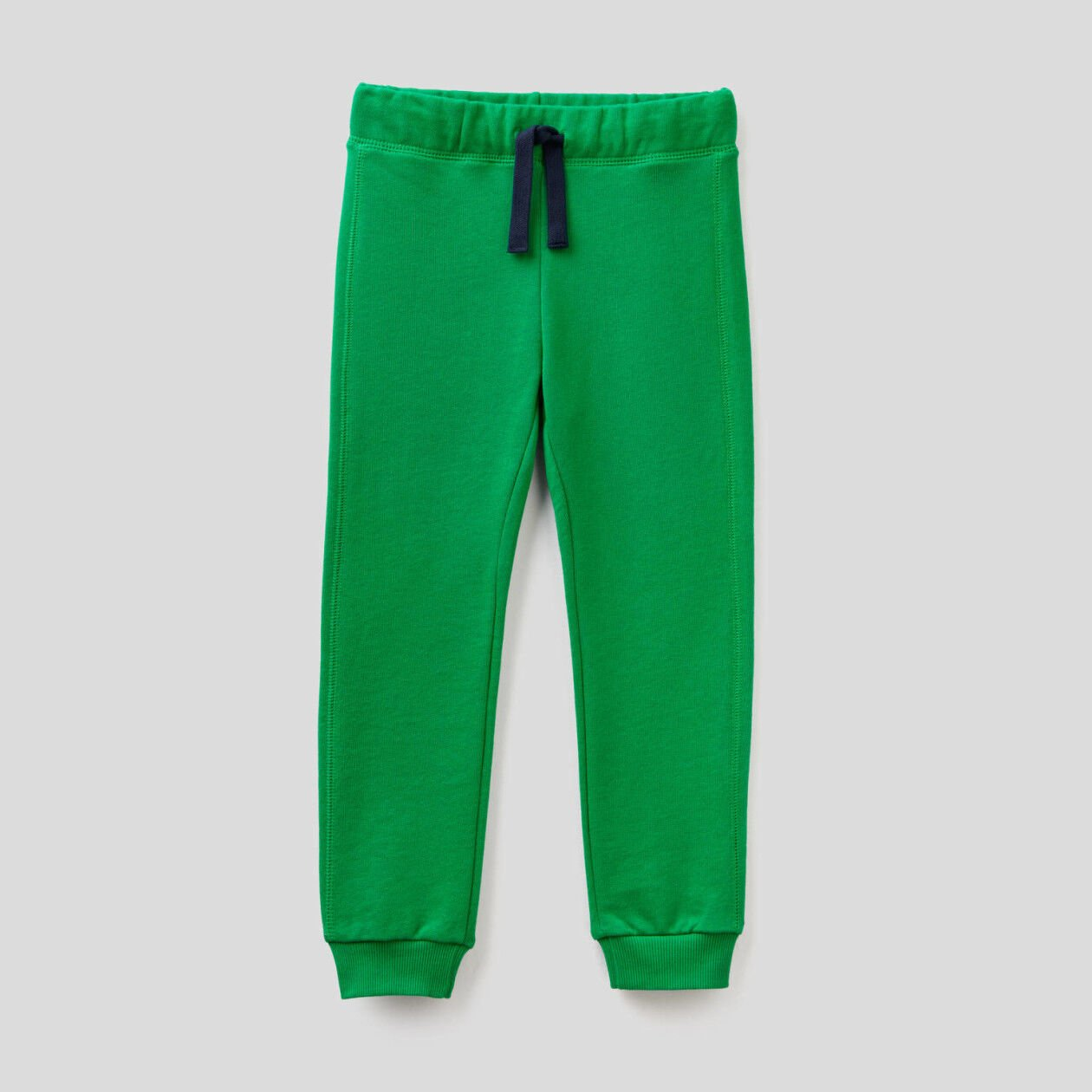 Sweatpants with pocket and maxi logo