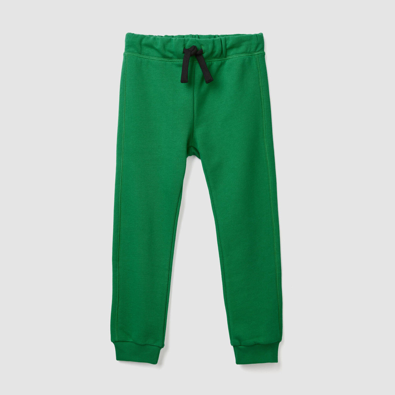 Joggers with logo at back