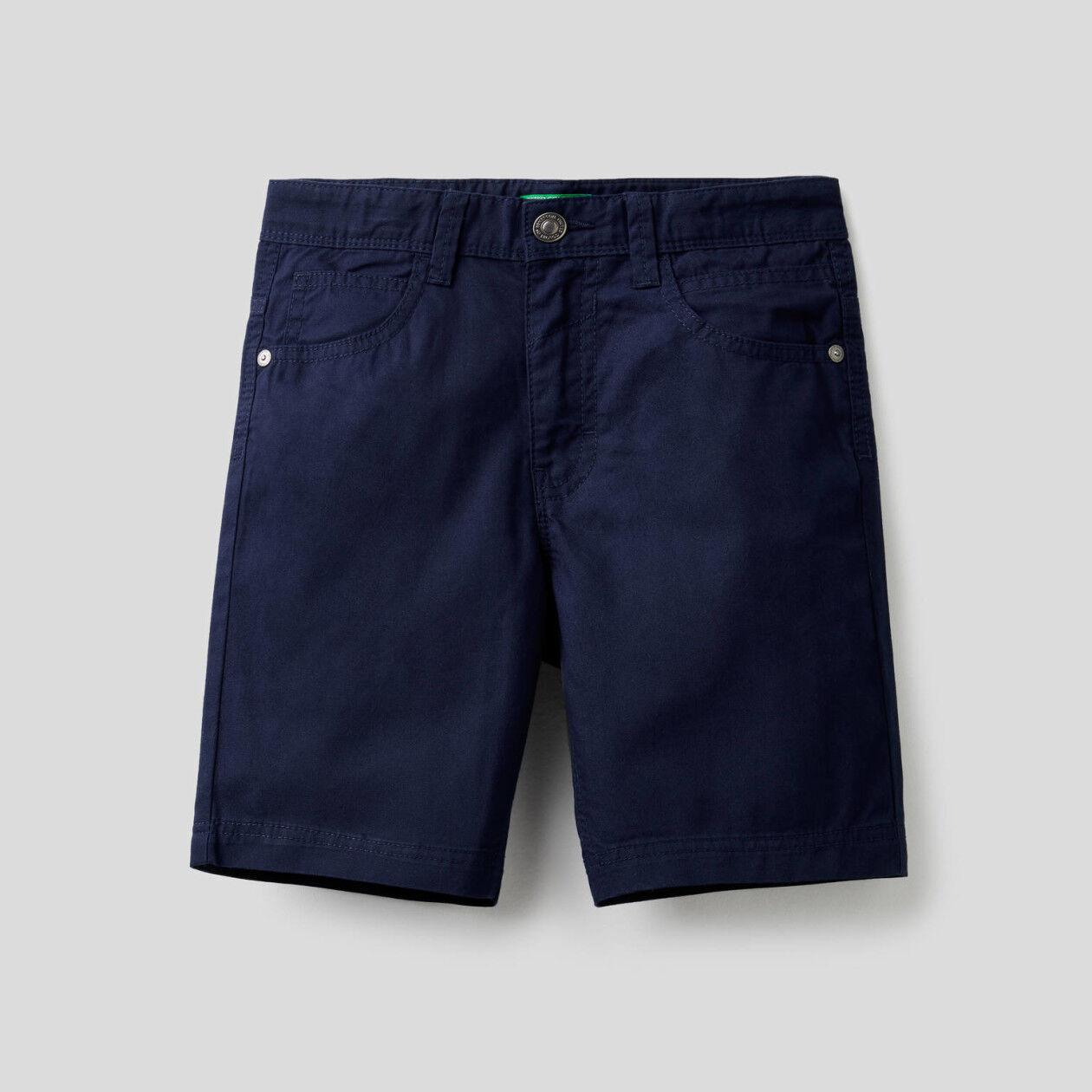 Five pocket shorts