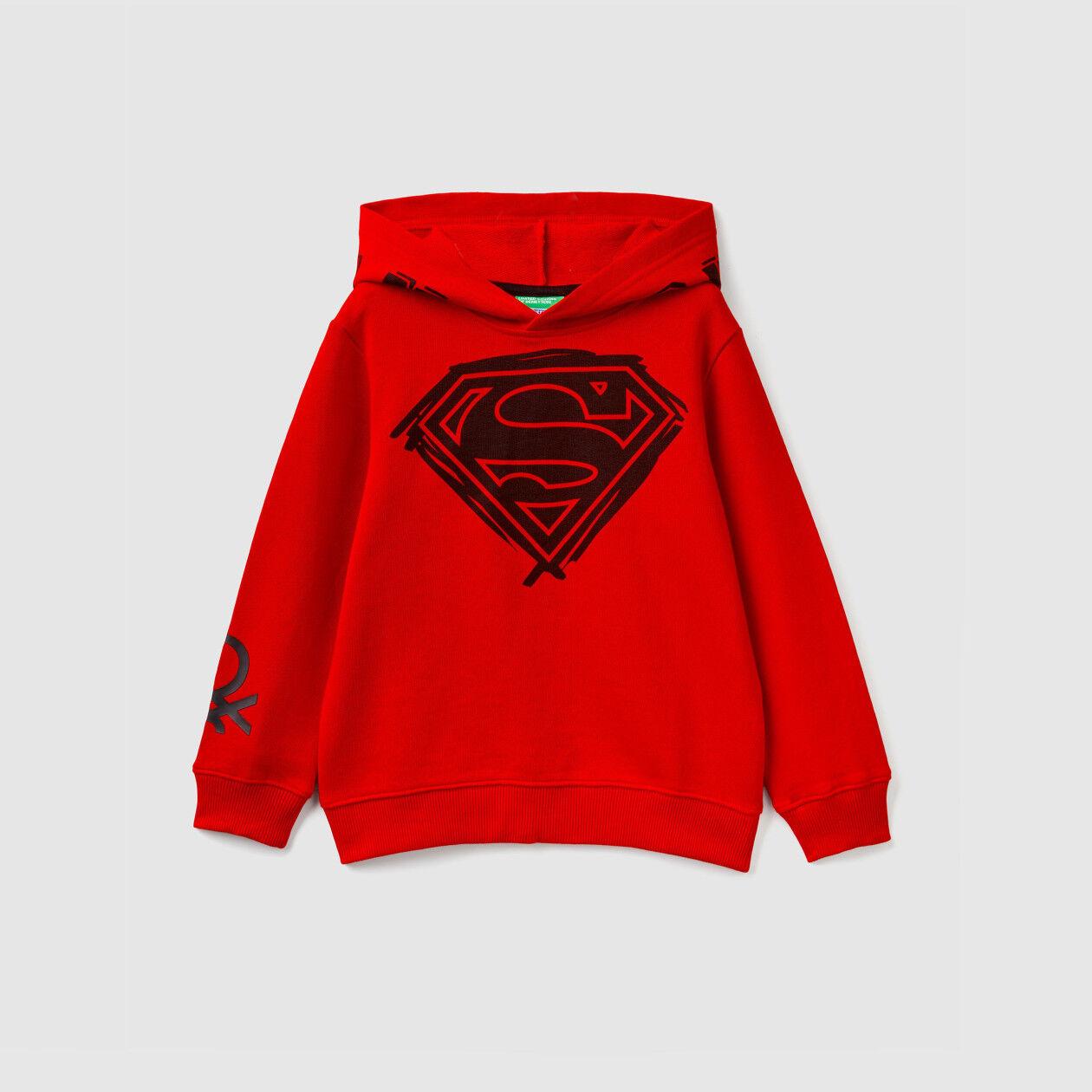Superhero sweatshirt with hood