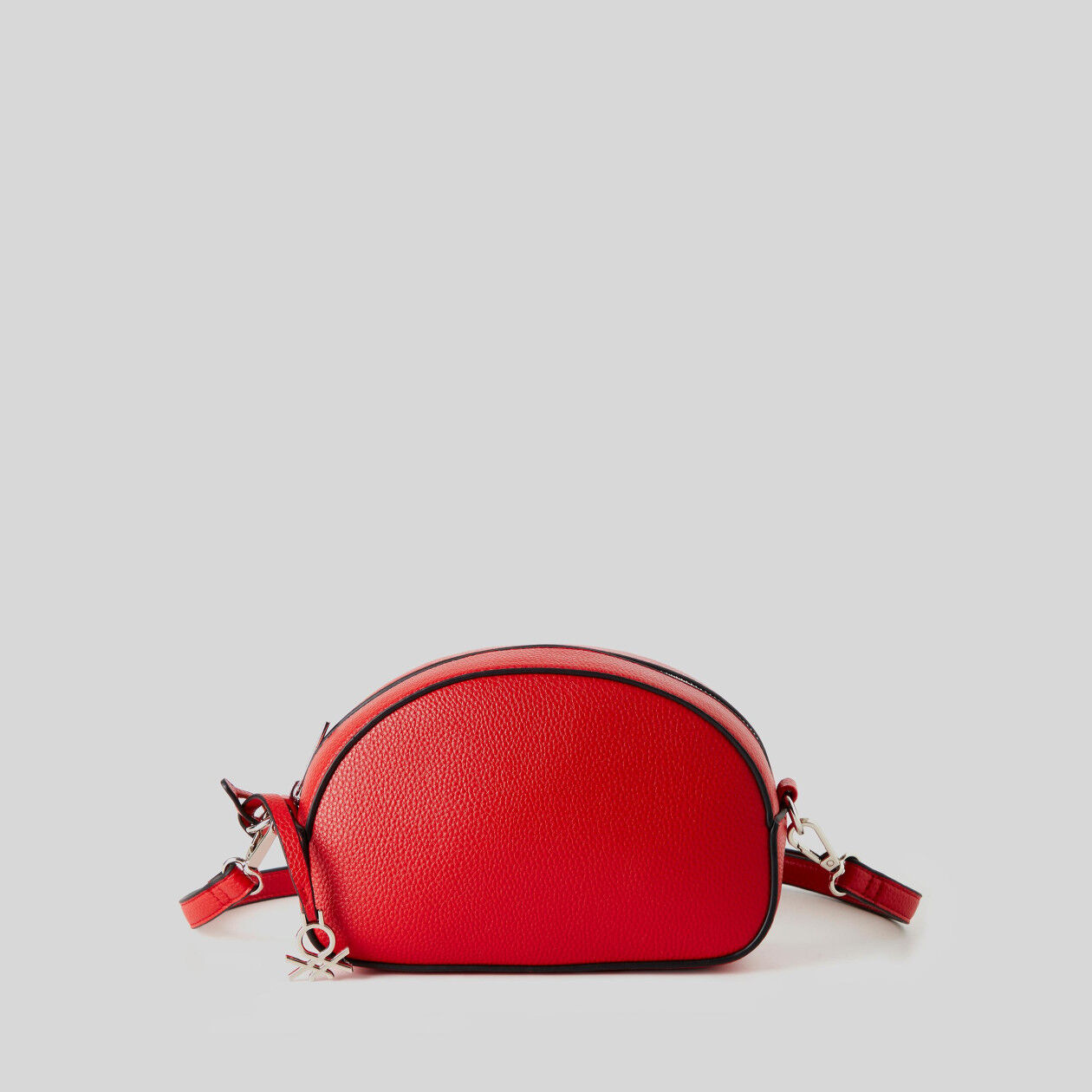 Crossbody bag with zip