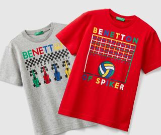 Junior Boys' Apparel New Collection 2020 | Benetton